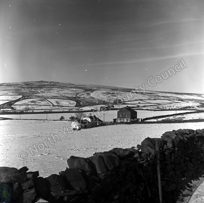 Langbar, Chapel Cottages, 1969